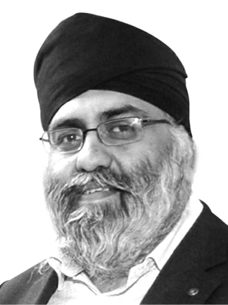 Amrik Bhabra MBE