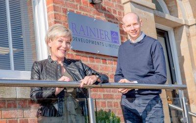 Rainier Developments to help distribute £3.5m