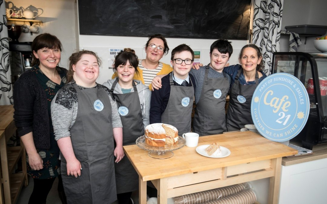 Leeds' life-changing café