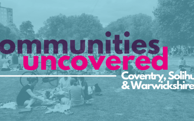 Communities Uncovered: Stage Two