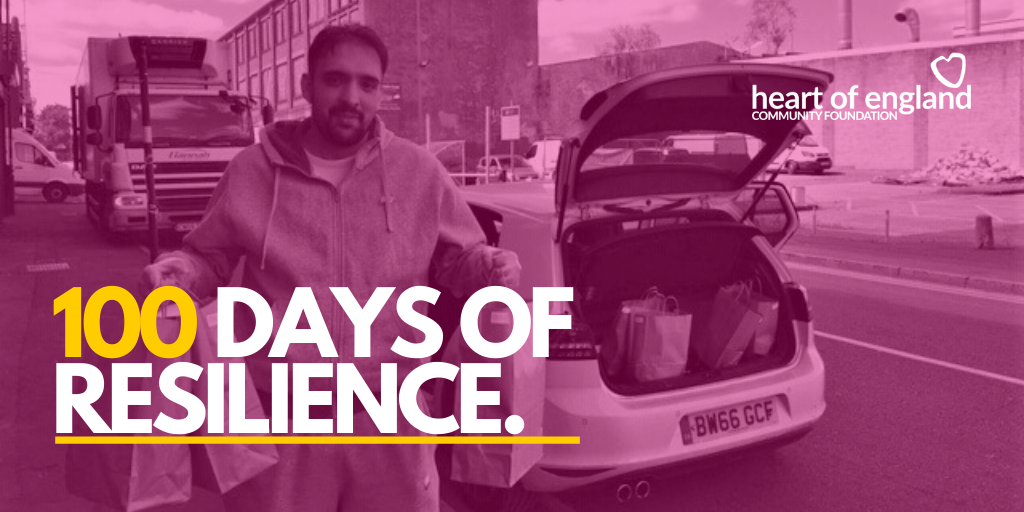 100 Days of Resilience.