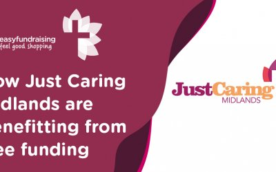 Great example of easyfundraising.
