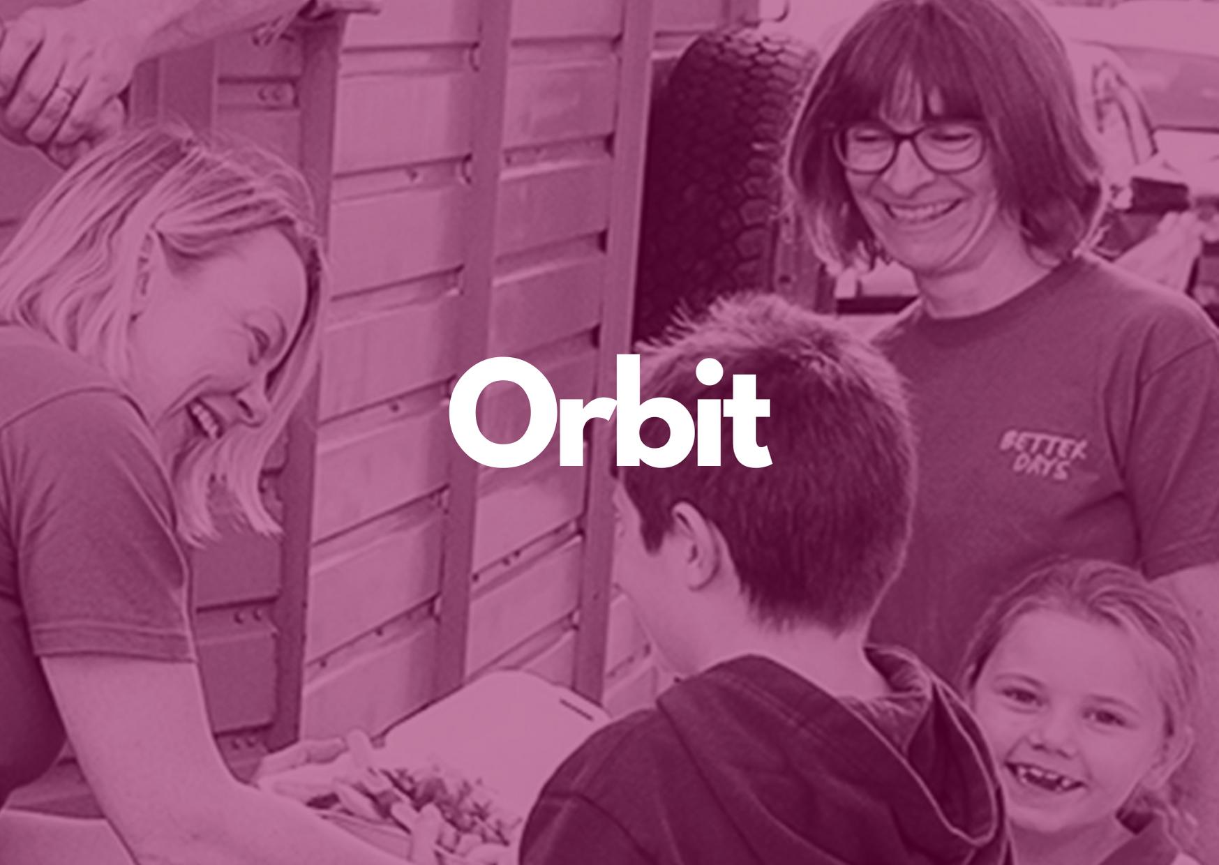 Donor Spotlight: Orbit