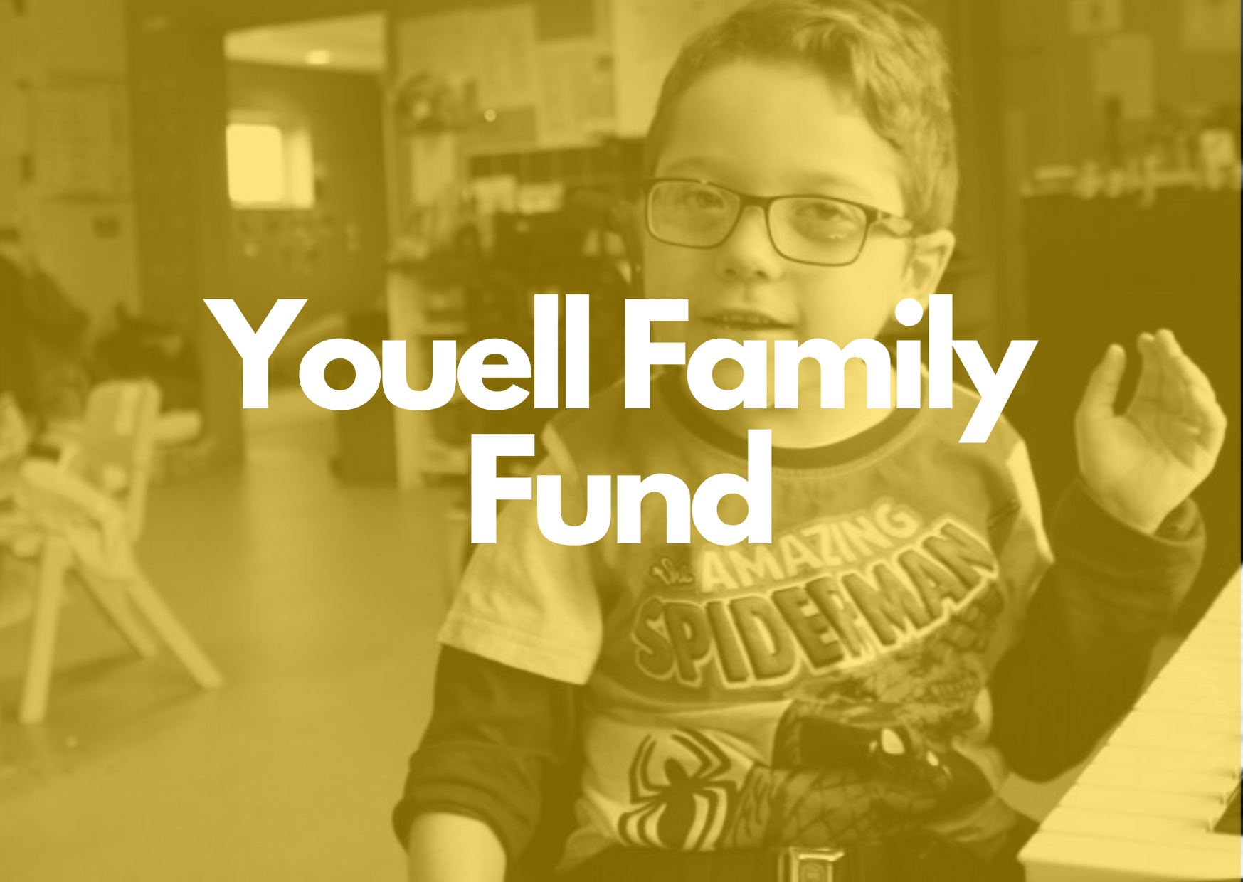 Donor Spotlight: Youell Family Fund