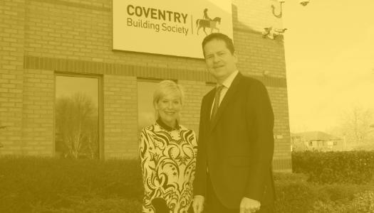 Donor Spotlight: Coventry Building Society.