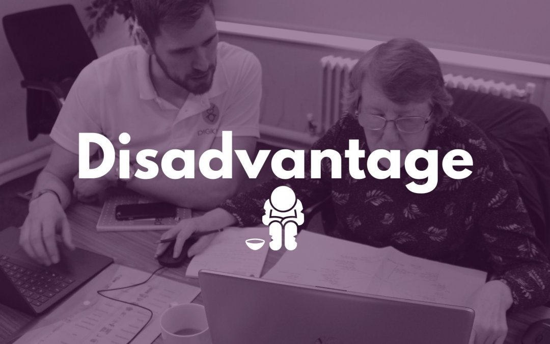 Helping Communities Thrive: Disadvantages.