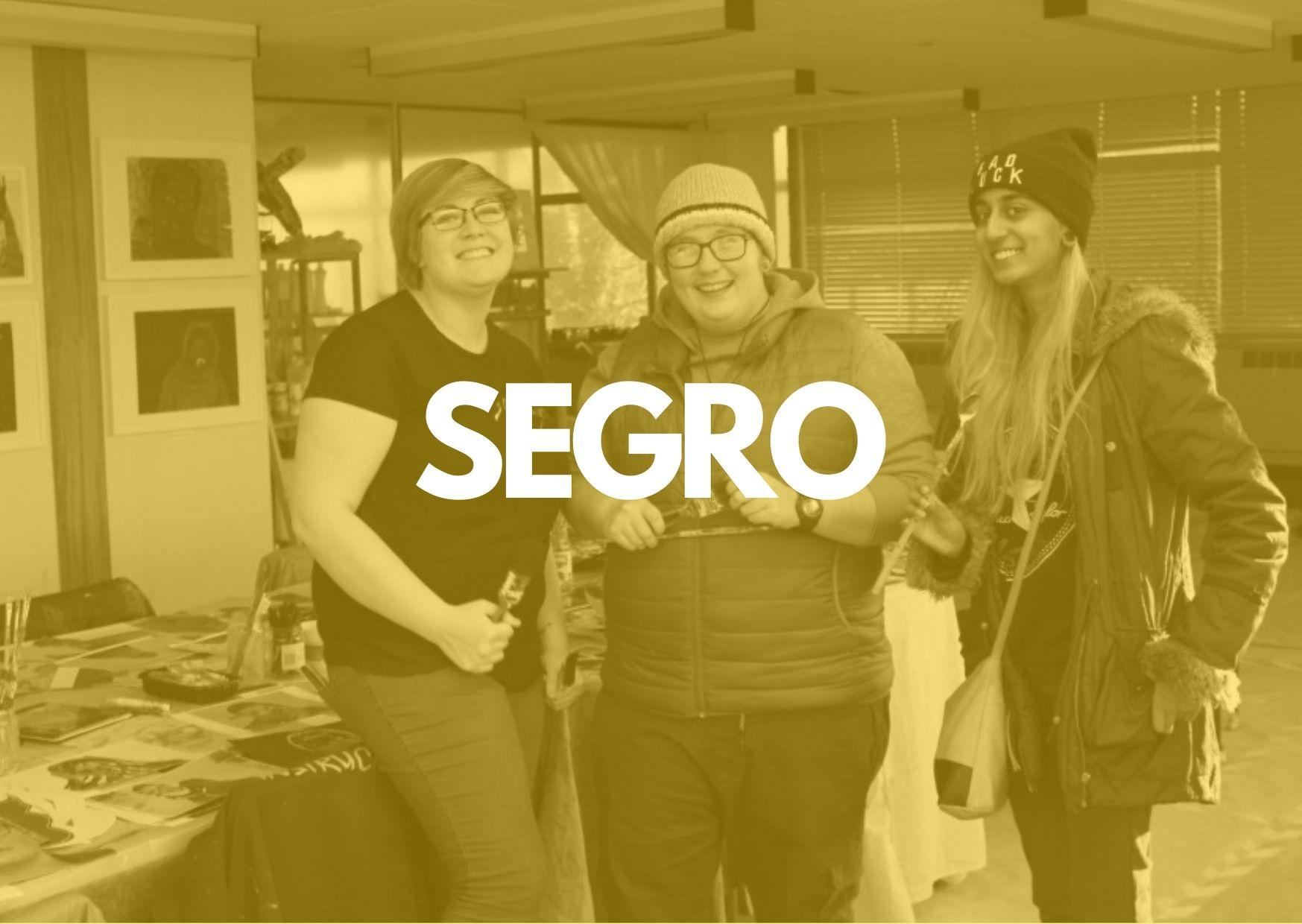 Donor Spotlight: SEGRO
