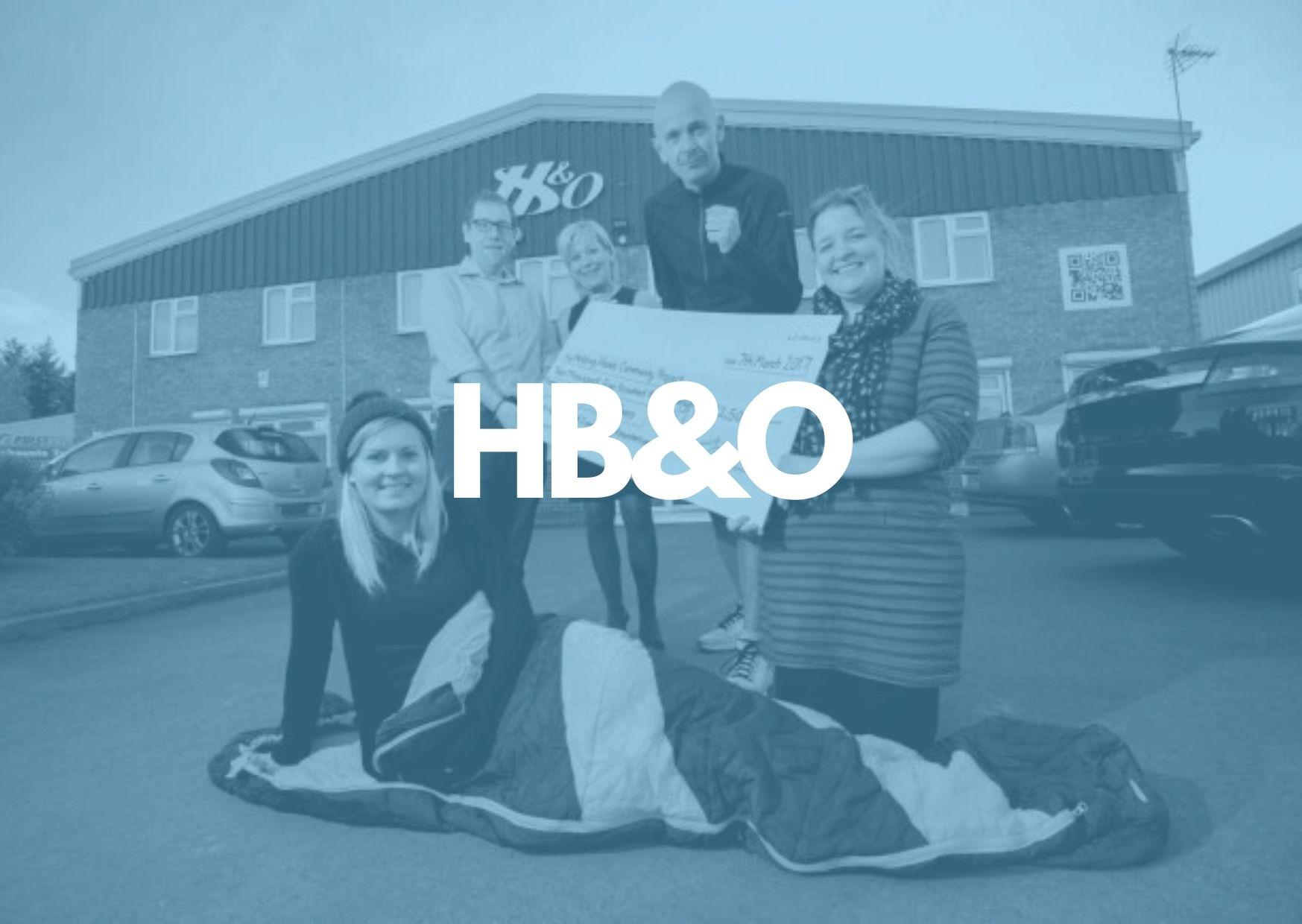 Donor Spotlight: HB&O