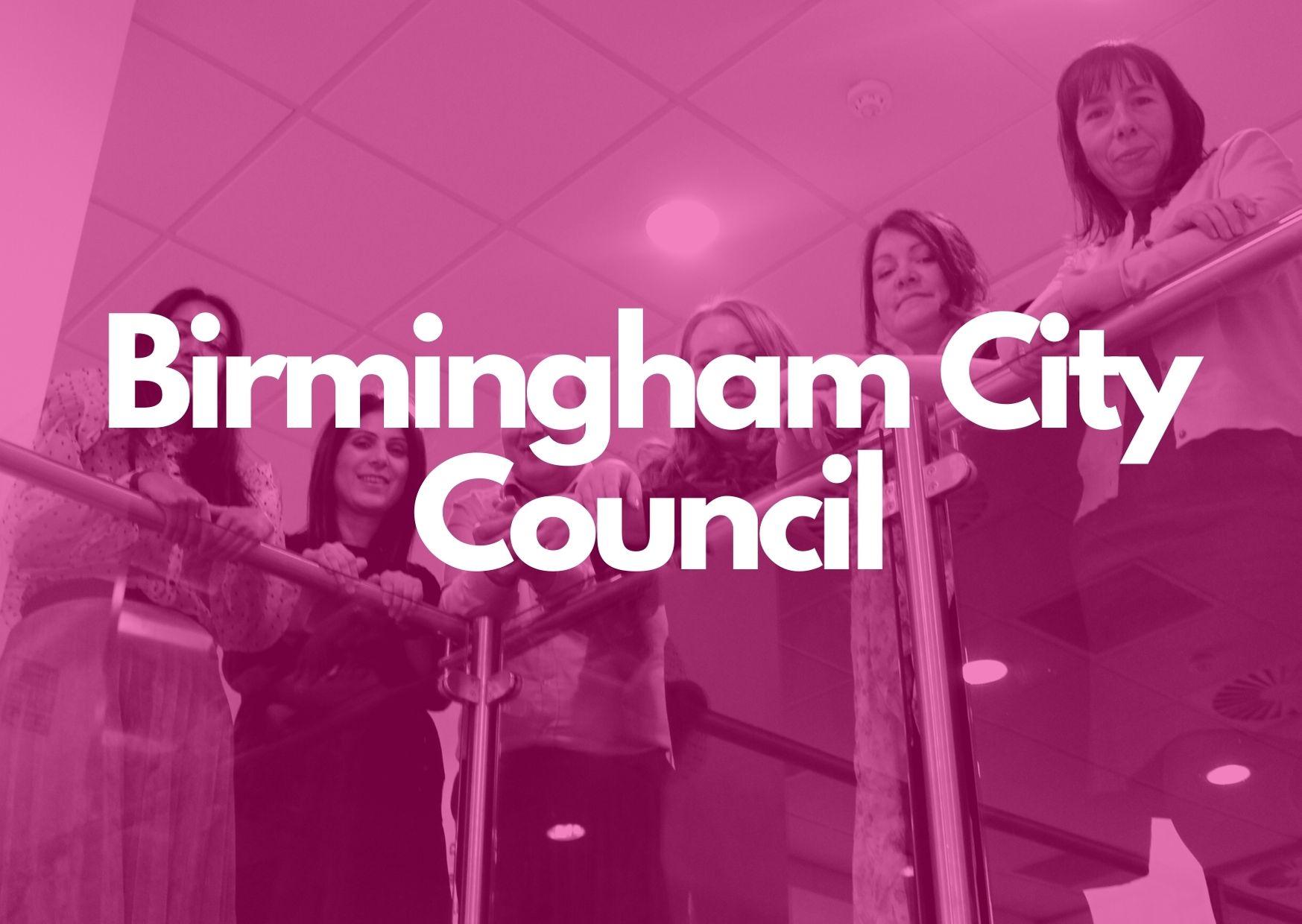 Donor Spotlight: Birmingham City Council