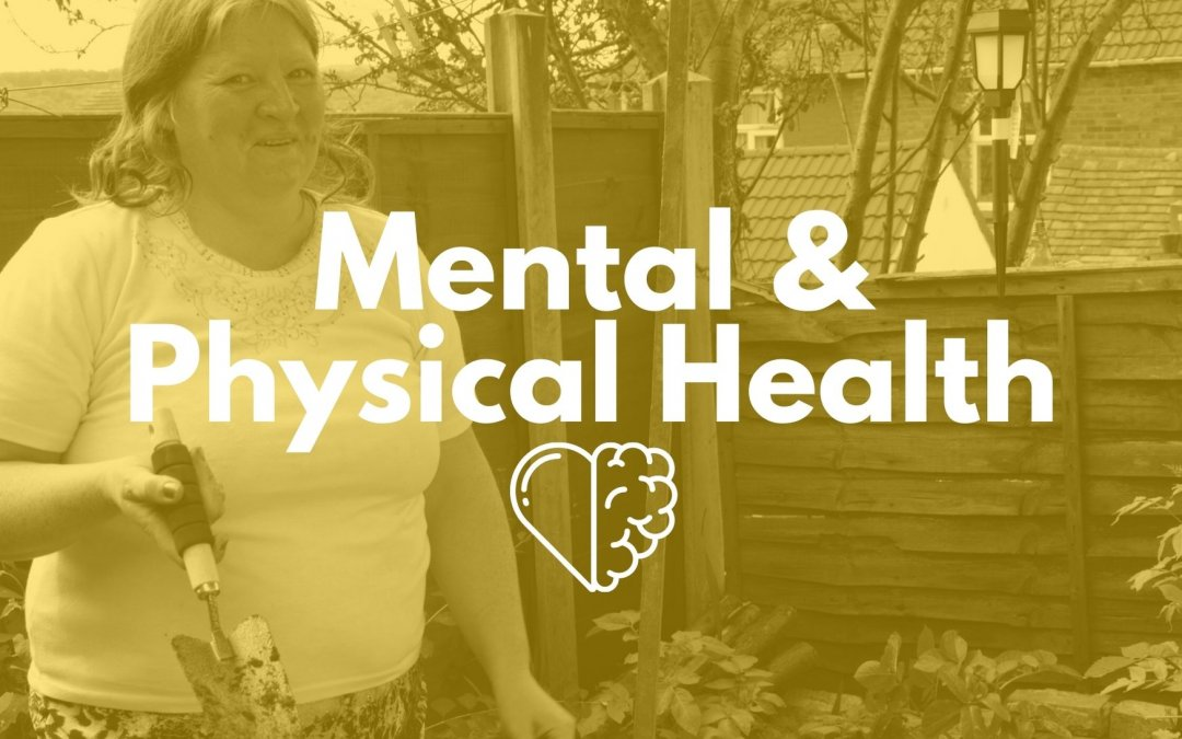 Helping Communities Thrive: Mental & Physical Health.