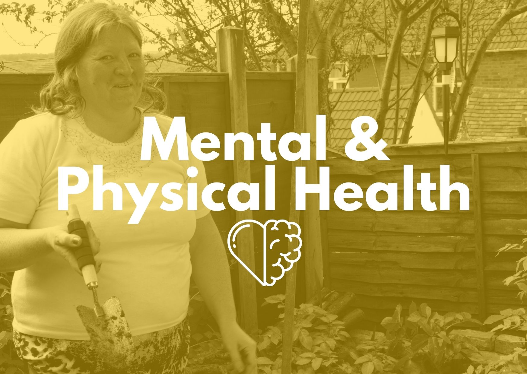 Helping Communities Thrive: Mental & Physical Health