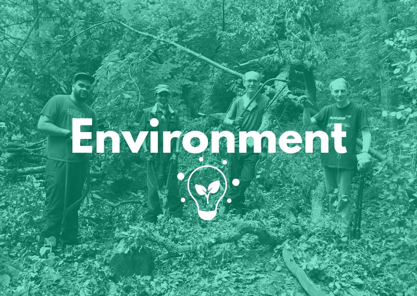 Helping Communities Thrive: Environment