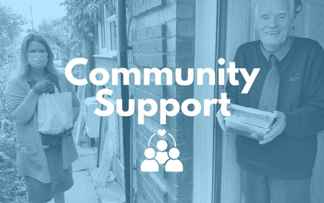 Helping Communities Thrive: Community Support.