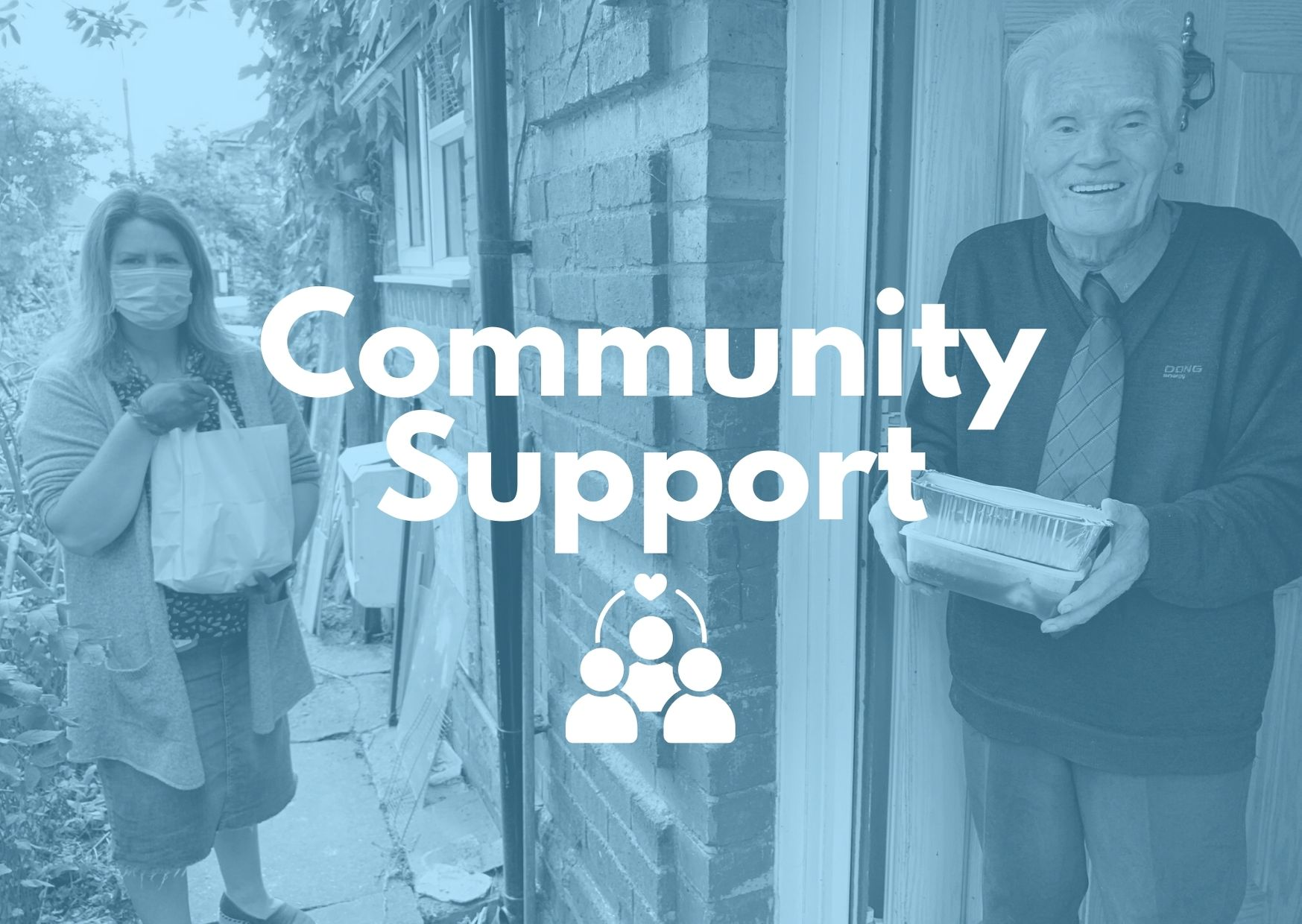 Helping Communities Thrive: Community Support