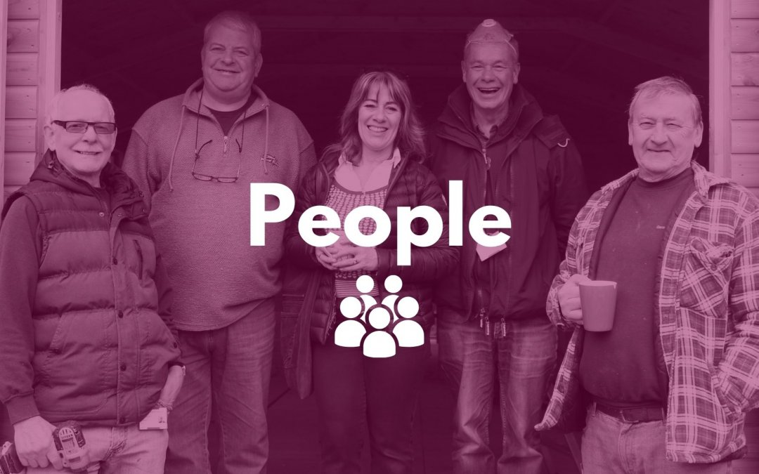Helping Communities Thrive: People.