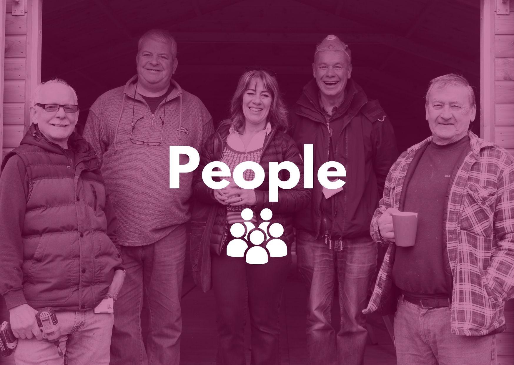 Helping Communities Thrive: People