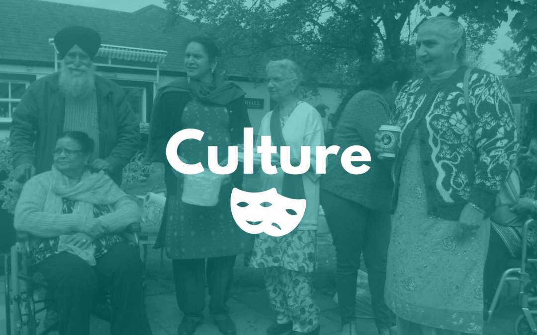 Helping Communities Thrive: Culture.