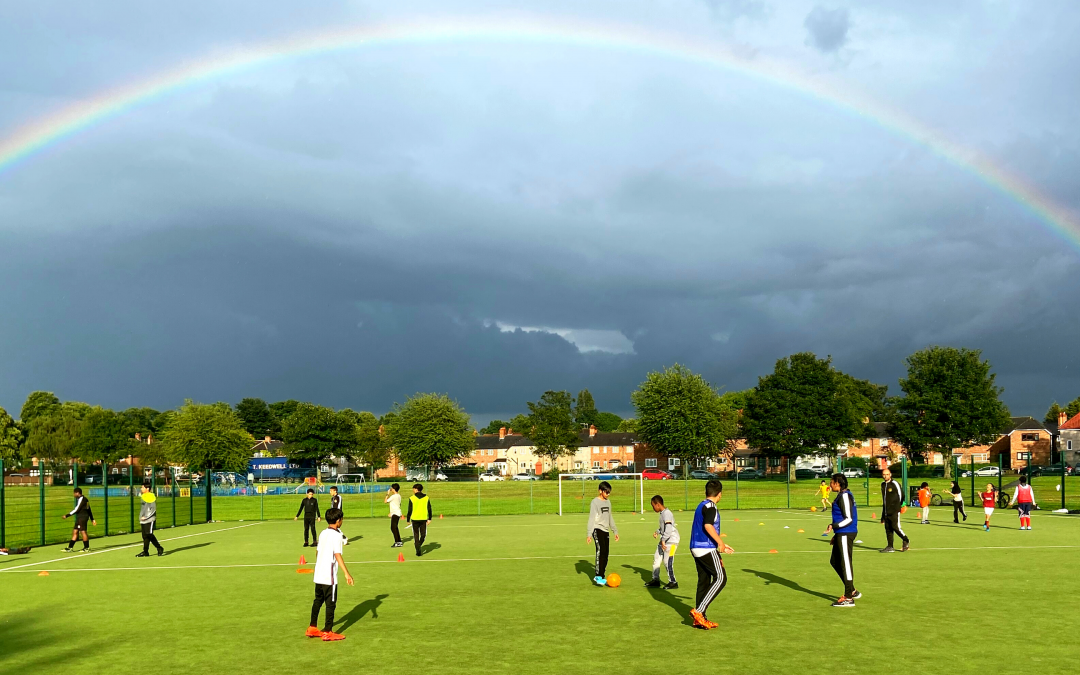 Made By Sport fund continues to support grassroots groups.