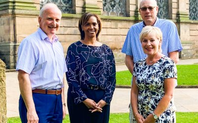 Foundation appoints new Trustee.