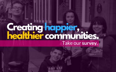 Creating happier, healthier communities.